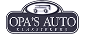 Oldtimer specialist | Opa's Auto